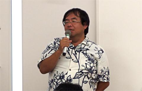 東川隆太郎さん
