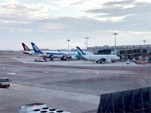チャンギ国際空港第2ターミナル
