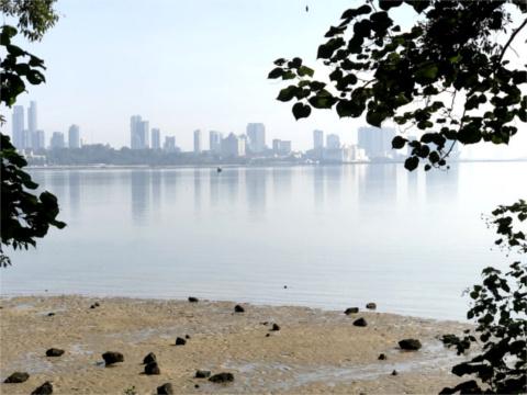Kranji Beach